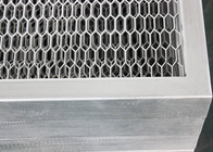 Metal Mesh Grid Plate Commercial Ceiling Tiles for Building Interior Decoration