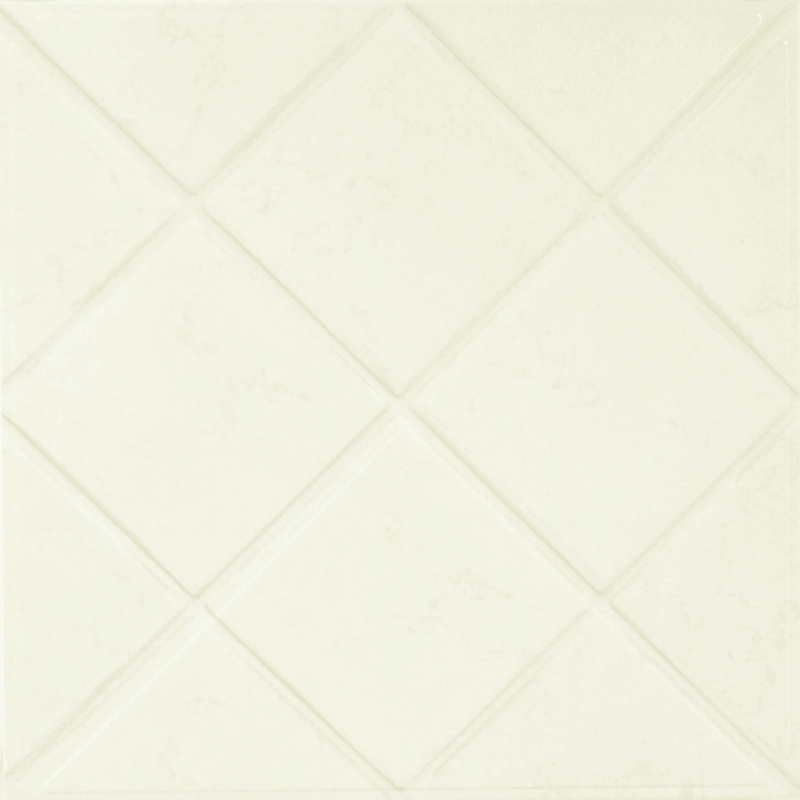 Resdential Drop Ceiling tiles Artistic Ceiling , Clip In panel 300mm x 300mm